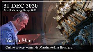 31 december 2020 - Muzikale terugblik op 2020