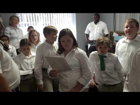 Shady Hill Elementary School 4H Class