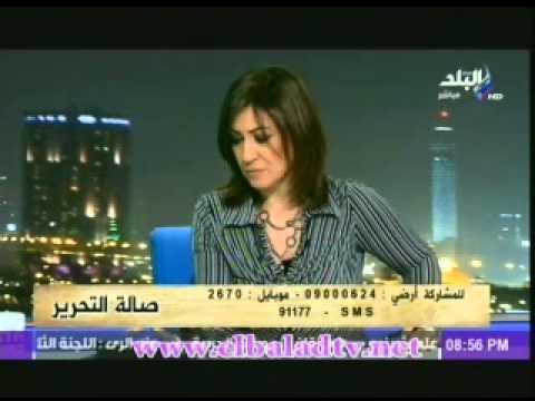 برنامج صالة التحرير مع عزة مصطفى حلقة يوم الثلاثاء 4-6-2013