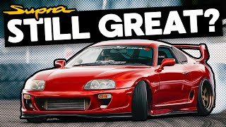 Has The Toyota Supra Jumped The Shark?