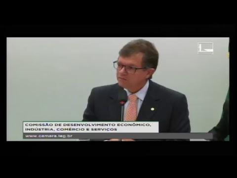 DESENVOLV. ECONÔMICO, INDÚSTRIA, COMÉRCIO E SERV. - Reunião Deliberativa - 05/04/2017 - 10:16