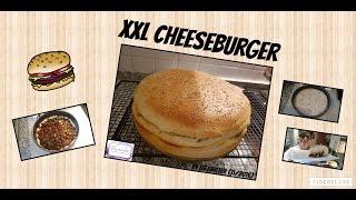 Thermomix® TM5 - XXL Cheeseburger à la Hexe