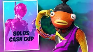 "🔴SOLO CASH CUP // FORTNITE BATTLE ROYALE // CREATOR CODE ""Qlez"""