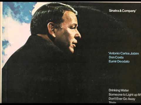Frank Sinatra & Antonio Carlos Jobim - Drinking Water (Aqua de Beber)