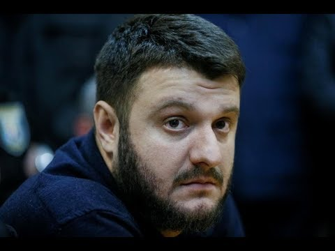 Ukrainian minister's son gets conditional release in graft case