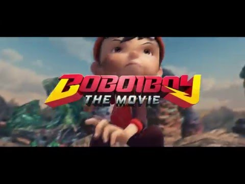 BoBoiBoy The Movie: Review & Kutipan Promo