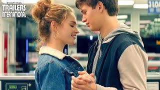 Baby Driver | Inter'l Trailer starring Ansel Elgort & Lilly James