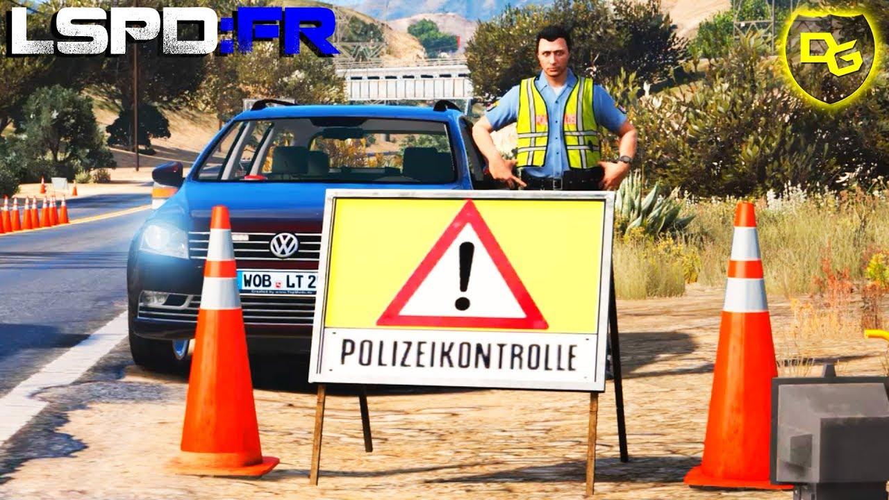 GTA 5 LSPD:FR #182 - ACHTUNG KONTROLLE! - Daniel Gaming - Grand Theft Auto 5 LSPDFR