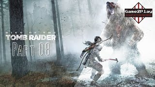 Rise of the Tomb Raider | 08 | Es geht weiter .. !!