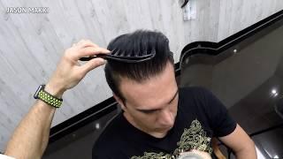Hair Loss Solution - Thin Hair Hairstyles Men Tutorial - WORLD