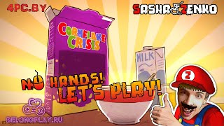 Cornflake Crisis Gameplay (Chin & Mouse Only)