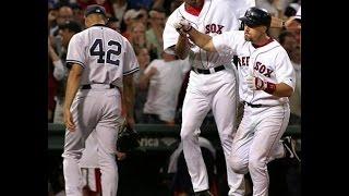 New York Yankees at Boston Red Sox 2004 07 24  PART 2