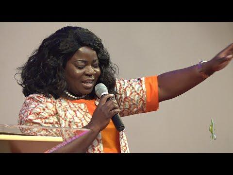 ICGC, NY-Dominion Temple Livestream - MOTHER'S DAY WITH FIRST LADY EVA NYARKO