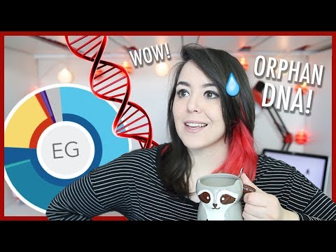 Orphan Girl Takes a DNA Test!