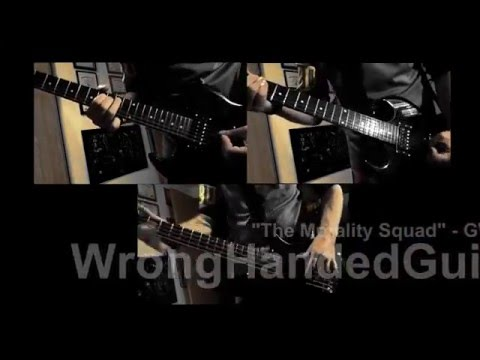 The Morality Squad (GWAR Cover)