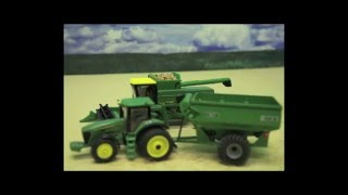 John Deere Farm Safety Stop Motion