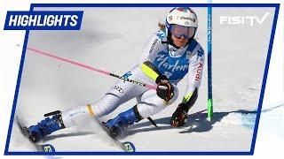 Marta Bassino ritorna sul podio in Coppa