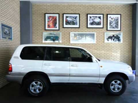 2000 toyota landcruiser 100 series vx td auto for sale on auto trader south africa youtube 2000 toyota landcruiser 100 series vx