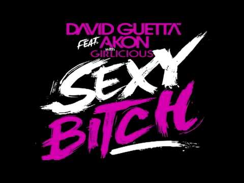 Sexy Bitch - David Guetta feat Akon part. Girlicious - MASH UP HD