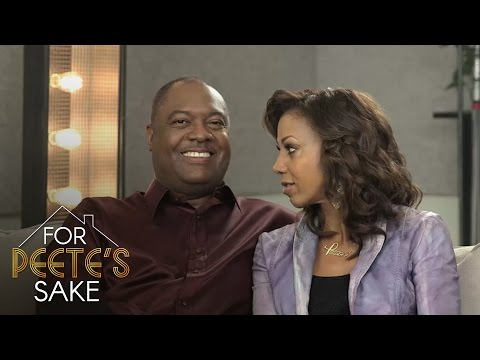 Holly and Rodney: A Hot & Cold Couple…Literally l  For Peete's Sake l Oprah Winfrey Network