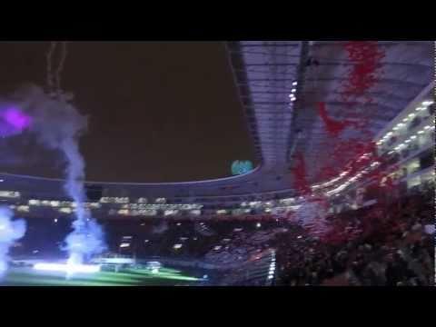 Inauguración del Estadio Nacional Lima - Perú
