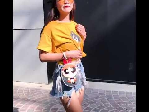 18daed5ab Look Bolsa Divertida Meninas Super Poderosas. Bolsas Divertidas Loja Online