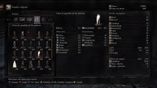 Un manco jugando al Dark Souls 3