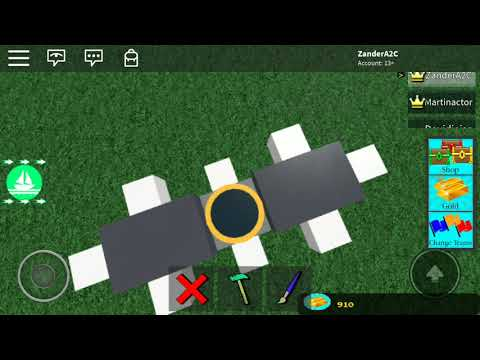 """Hoverboard Glitch In """"BUILD A BOAT FOR TREASURE"""""""