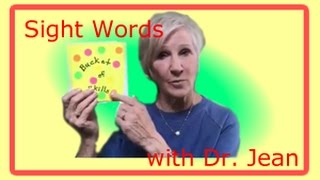 Sight Words with Dr. Jean