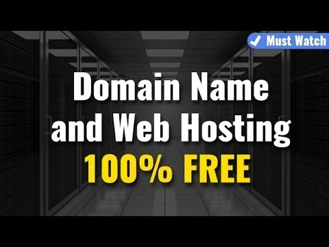 How to make wordpress website completely free 100 domain and