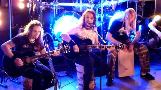 Sonata Arctica @ Nosturi - Letter to Dana (Acoustic)
