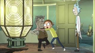 Three Weeks Earlier - Rick and Morty
