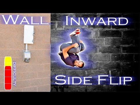 parkour wall flip - photo #44