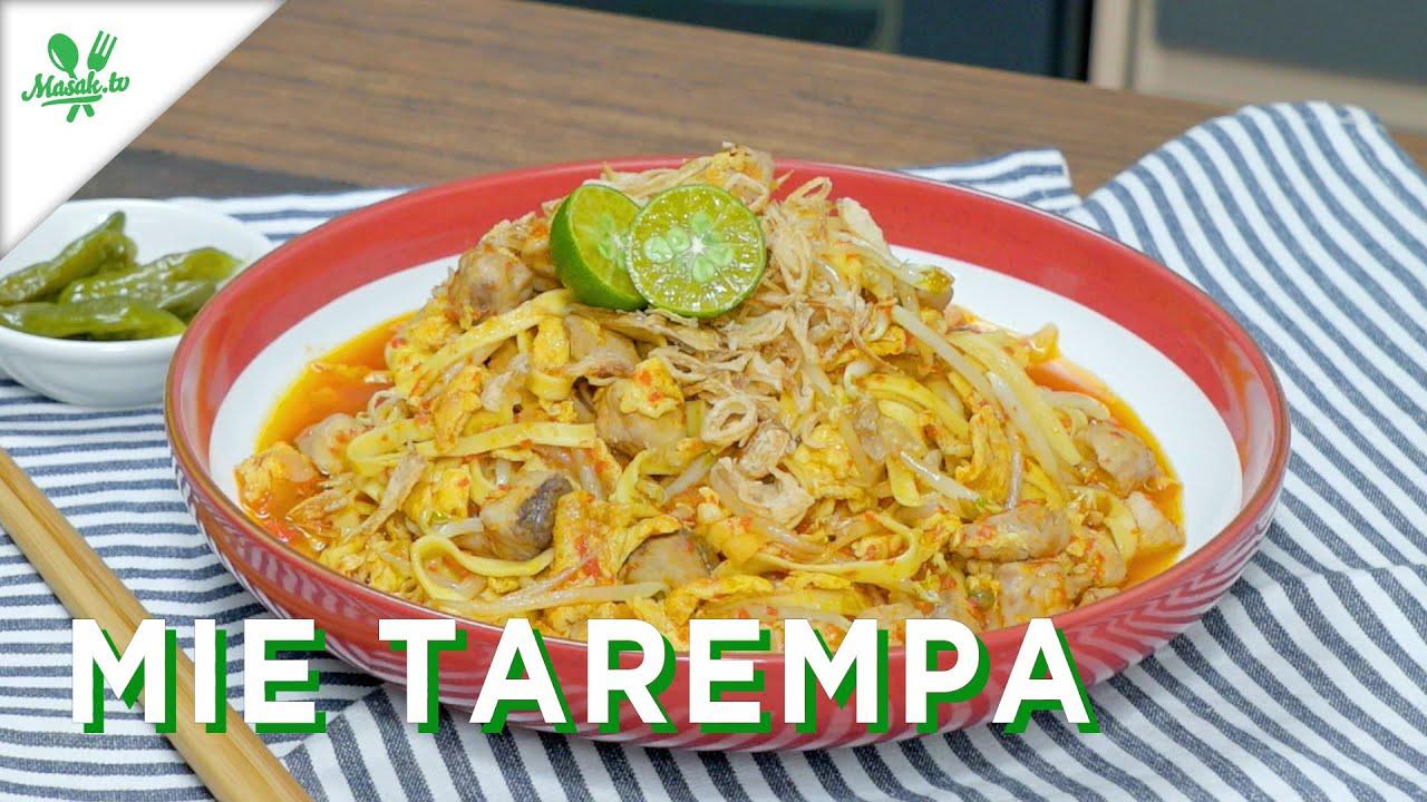 Resep Mie Tarempa