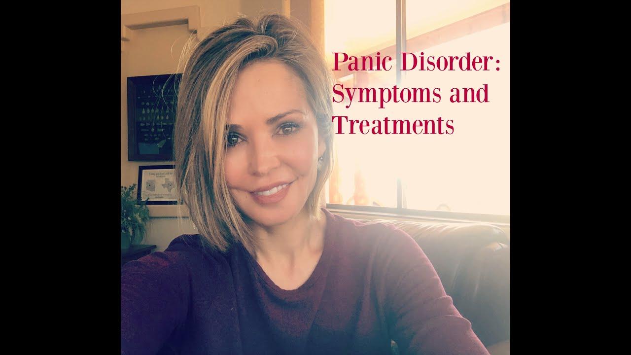 Panic Disorder: Symptoms and Treatments #panic disorder #panic attack #mental health