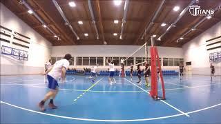 Nhảy cao bóng chuyền 1m71 bật cao vi diệu