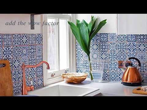 Moroccan Tiles - Vintage & Patterned Tiles - Tons of Tiles