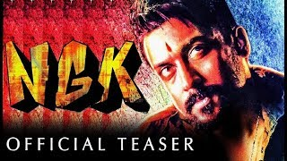 NGK Official Teaser -  Suriya | Rakul Preeth Singh | Selvaraghavan | Yuvan Shankar Raja | Kappan