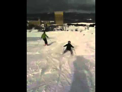 Daiichiro Skiing at Appi!