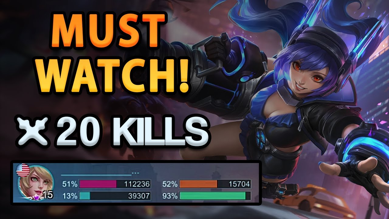 HOLY SHT! REVAMPED LAYLA IS ABSOLUTELY INSANE | Mobile Legends