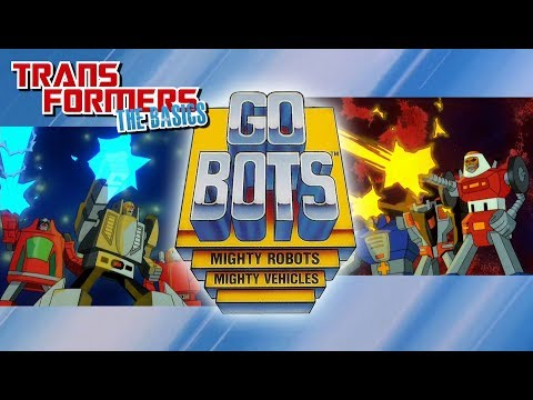 TRANSFORMERS: THE BASICS on GOBOTS