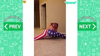 Ultimate White Girl Twerking Vine Compilation (White Girl Vines)