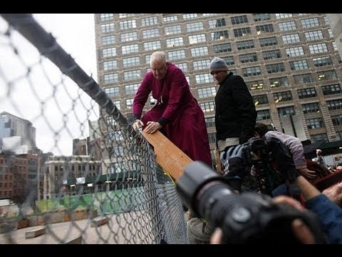 Trinity Church Refuses to Forgive Occupy It's Trespasses