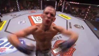 "Nate Diaz - ""What"" Celebration"