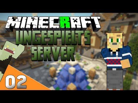 Minecraft // UNGESPIELT´S SERVER PROJEKT #02 MIT BASTIAPPLELP | SimitGames