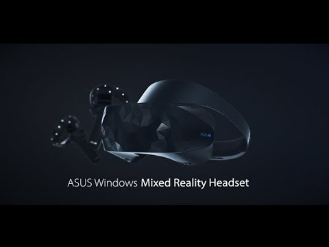 ASUS Windows Mixed Reality Headset - Explore Your Imagination | ASUS