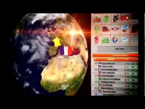 International Basketball Manager Season 2010 2011 Youtube