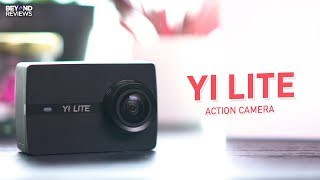 YI Lite Action Camera Review + Sample Footage