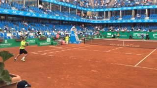 #istanbulopen Marsel Ilhan - Jarkko Nieminen | Match Point Video