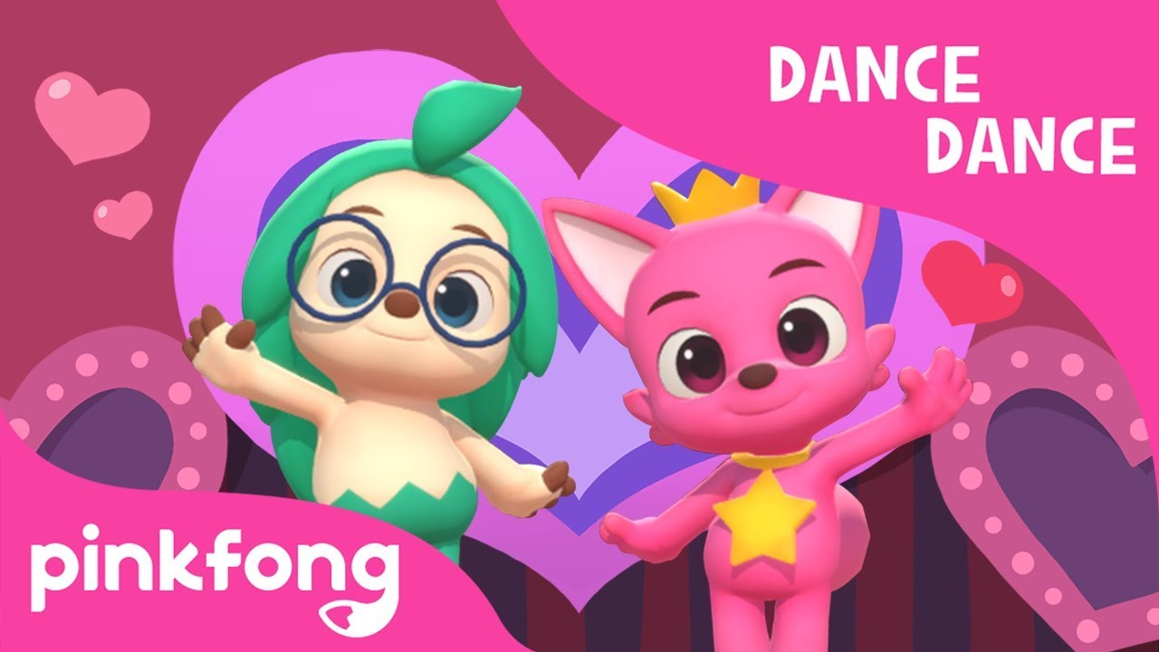 Skip to My Lou | Dance Dance | Pinkfong Songs for Children